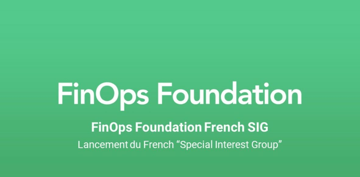 FinOps French SIG - Pitch FR (WIP)